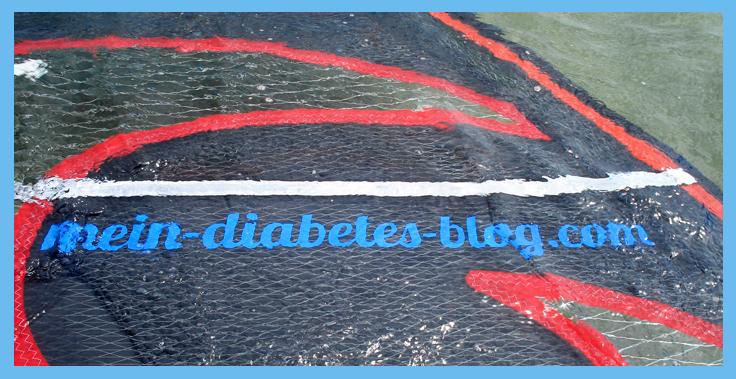 mein-diabetes-blog.com im Wasser