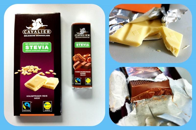 Stevia - bei Schokolade hört der Spaß auf! - mein-diabetes