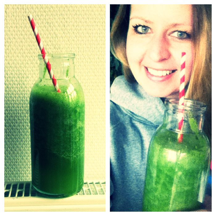 Green Smoothie - Yum!