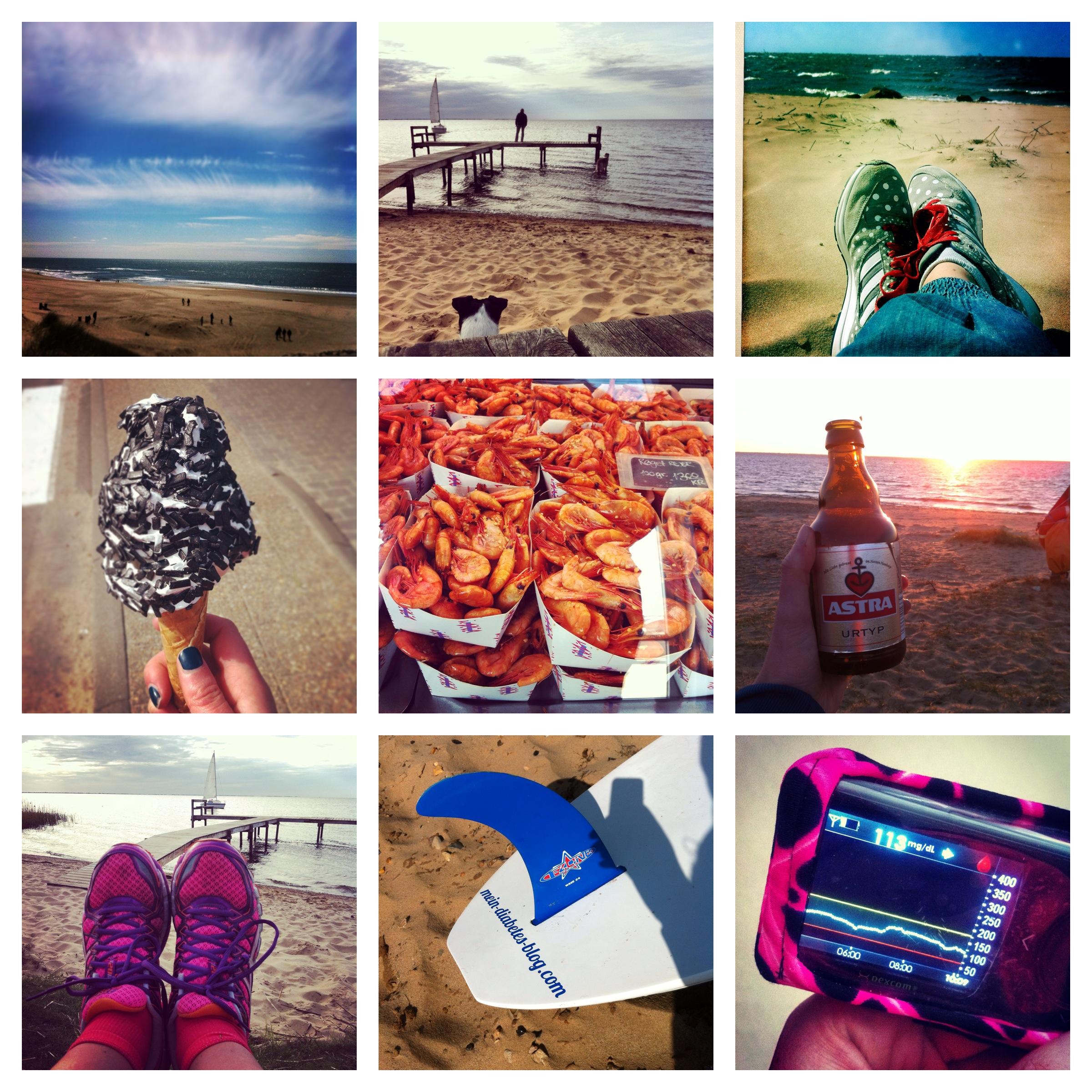Dänemark. Entspannung und so.