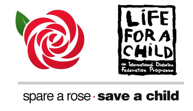 Spare a rose Save child