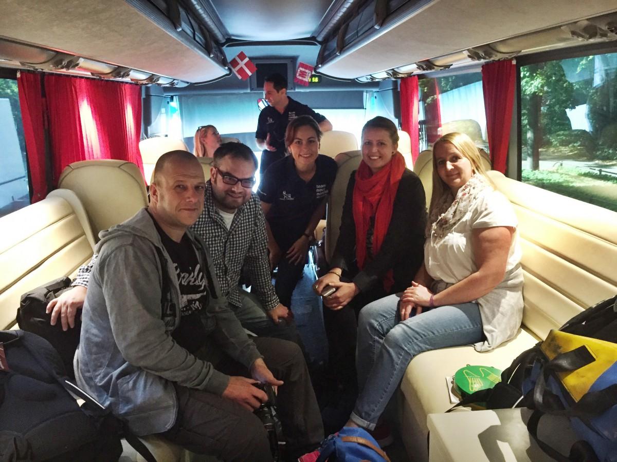 Novo Nordisk Team Bus