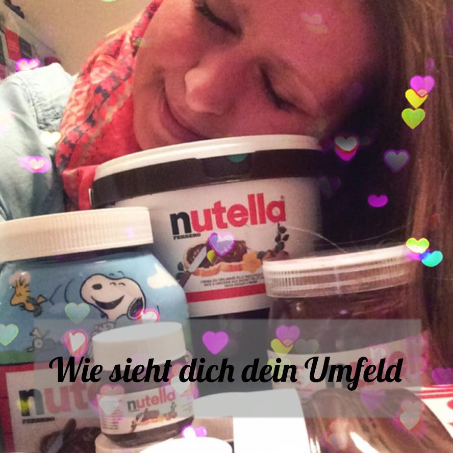 Nutella - ja ich darf