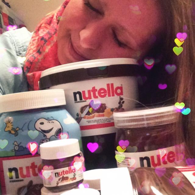 Nutella gegen Hypo